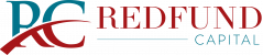 Redfund logo Long